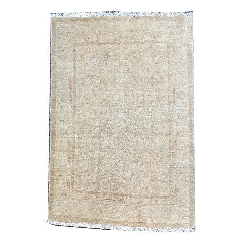"Pakistan contemporary rug. [6' 4"" x 4' 10""]"