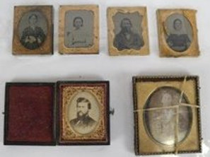 Assorted Daguerreotypes