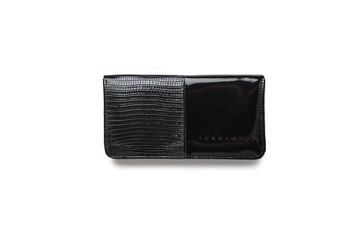 Black LOMME DUO wallet
