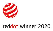 RED DOT DESIGN AWARD WINNER 2020 - PRODUCT DESIGN - RECOGNITION- INDUSTRIAL DESIGN
