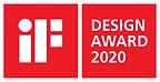 IF DESIGN AWARD WINNER 2020 - PRODUCT DESIGN - RECOGNITION- INDUSTRIAL DESIGN