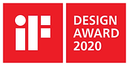 IF DESIGN AWARD WINNER 2020 - PRODUCT DESIGN - RECOGNITION- INDUSTRIAL DESIGN