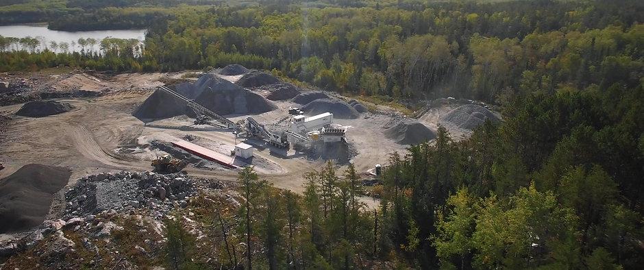Moose Lake Quarry