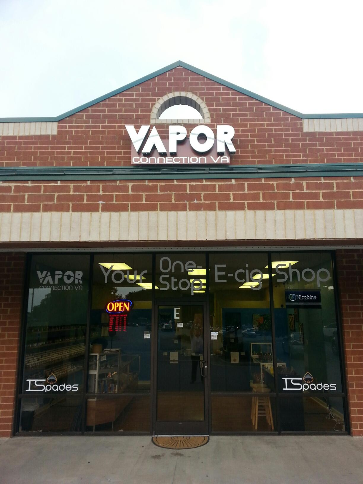 Vapor Connection VA in Powhatan