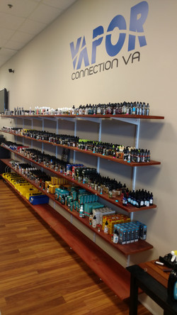 Our juice selection