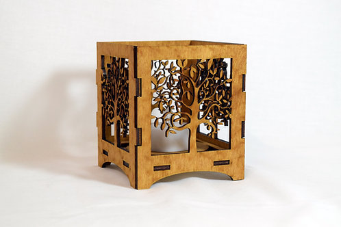 Tree of Life Tea Light