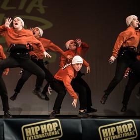 HHI Hip Hop Dance Checkmate Crew