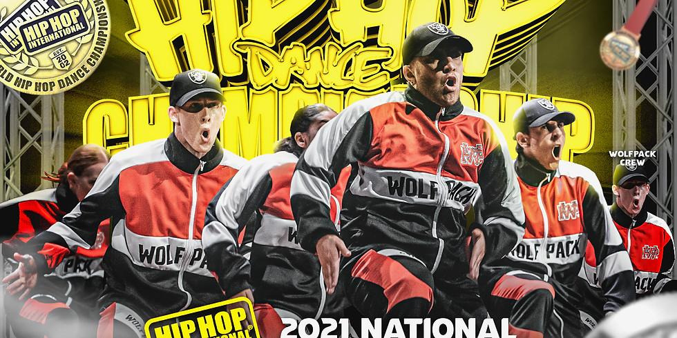 2021 Australian Hip Hop Dance Championships