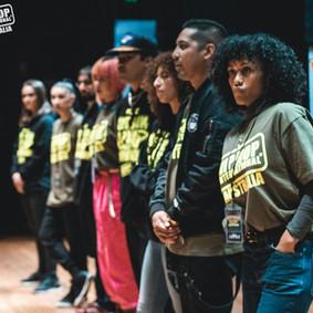 HHI Hip Hop Dance judges Courtney Arnel