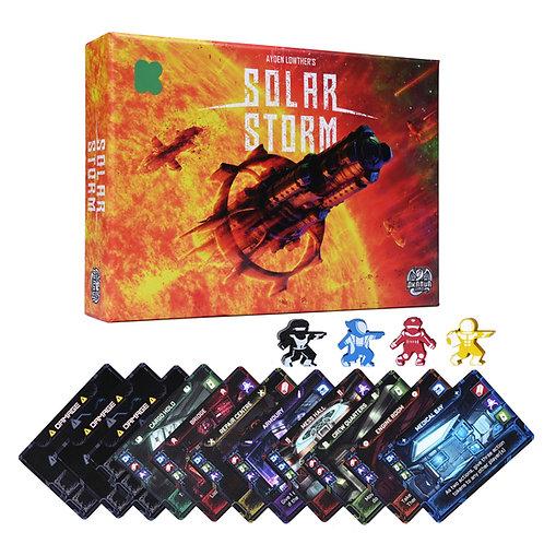 Solar Storm Deluxe Game