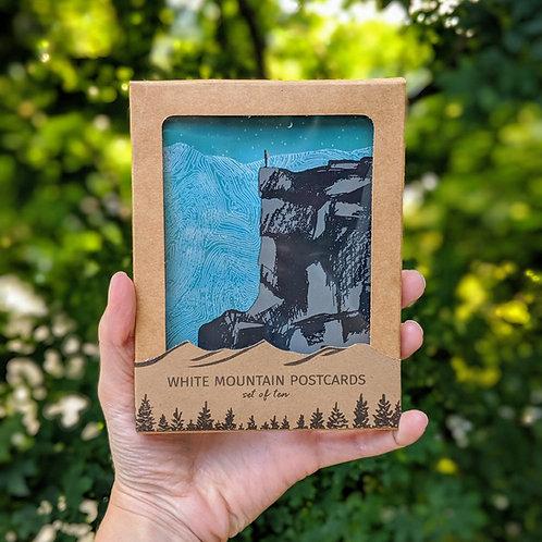 White Mountains Postcard Set