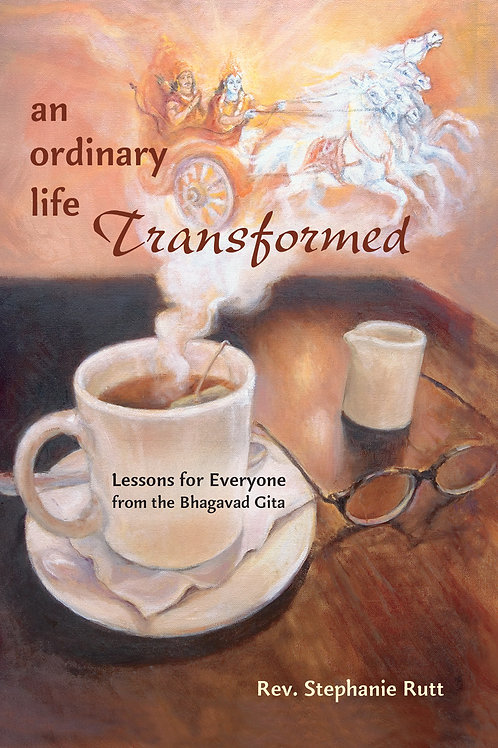 An Ordinary Life Transformed