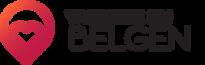 Logo van Vakantie bij Belgen partner van Clos Saint-Sauves, als je een vakantiehuis in de Auvergne wil huren.