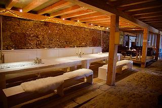 Salle pour 30 personnes à Clos Saint-Sauves.