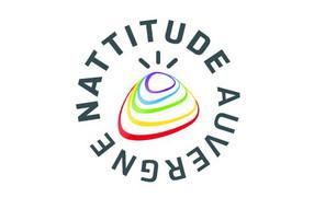Het logo van het Nattitude-label van Auvergne Nouveau Monde.