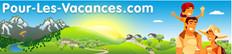 Logo van Pour les vacances partner van Clos Saint-Sauves, als je een vakantiehuis in de Auvergne wil huren.