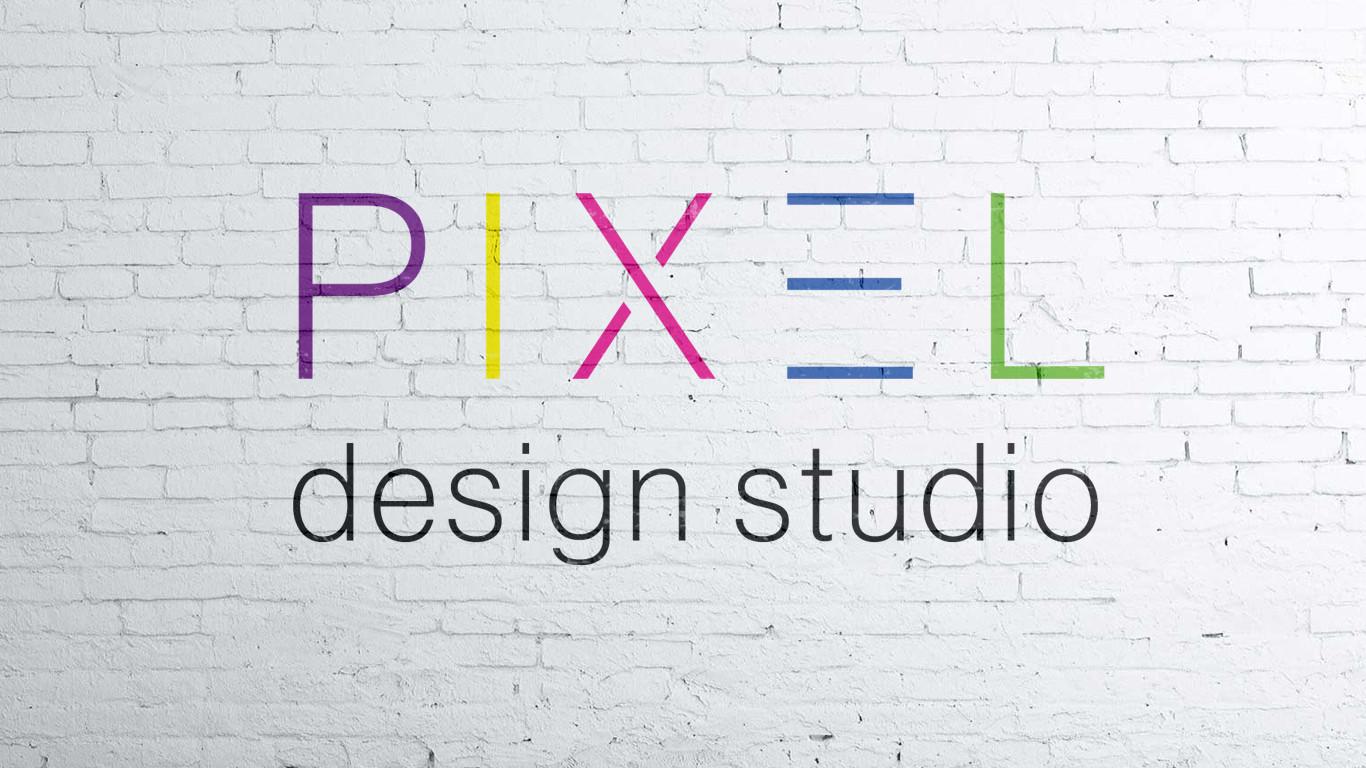Pixel Design Studio Logo