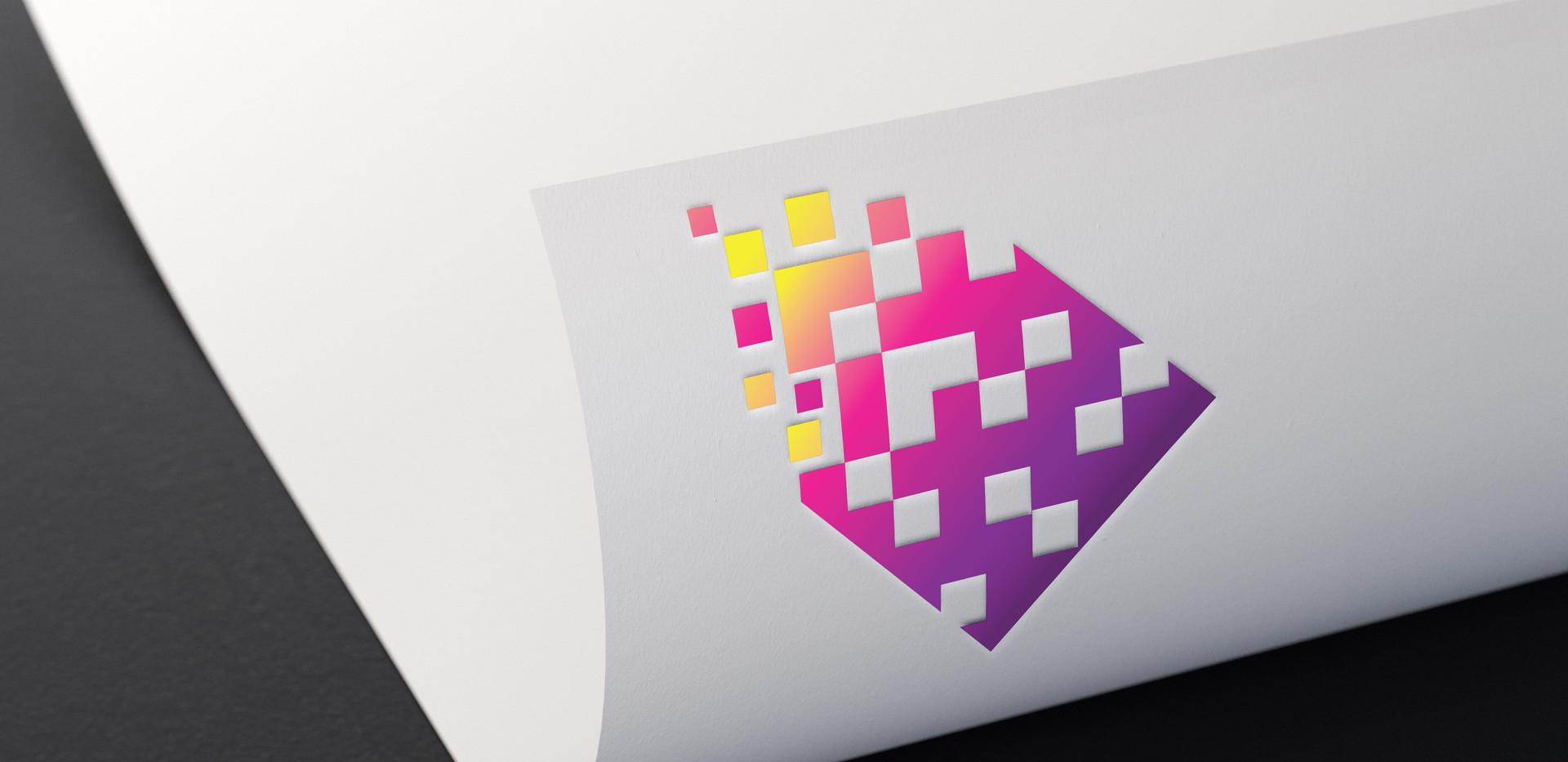 Pixel Design Studio Monogram