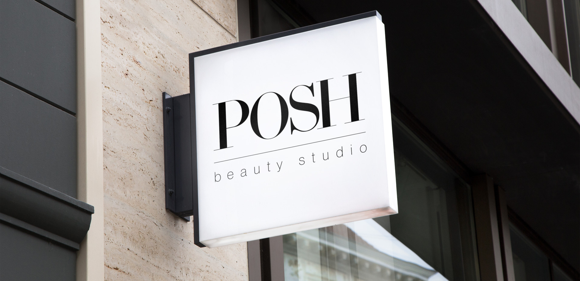 POSH Beauty Studio Logo