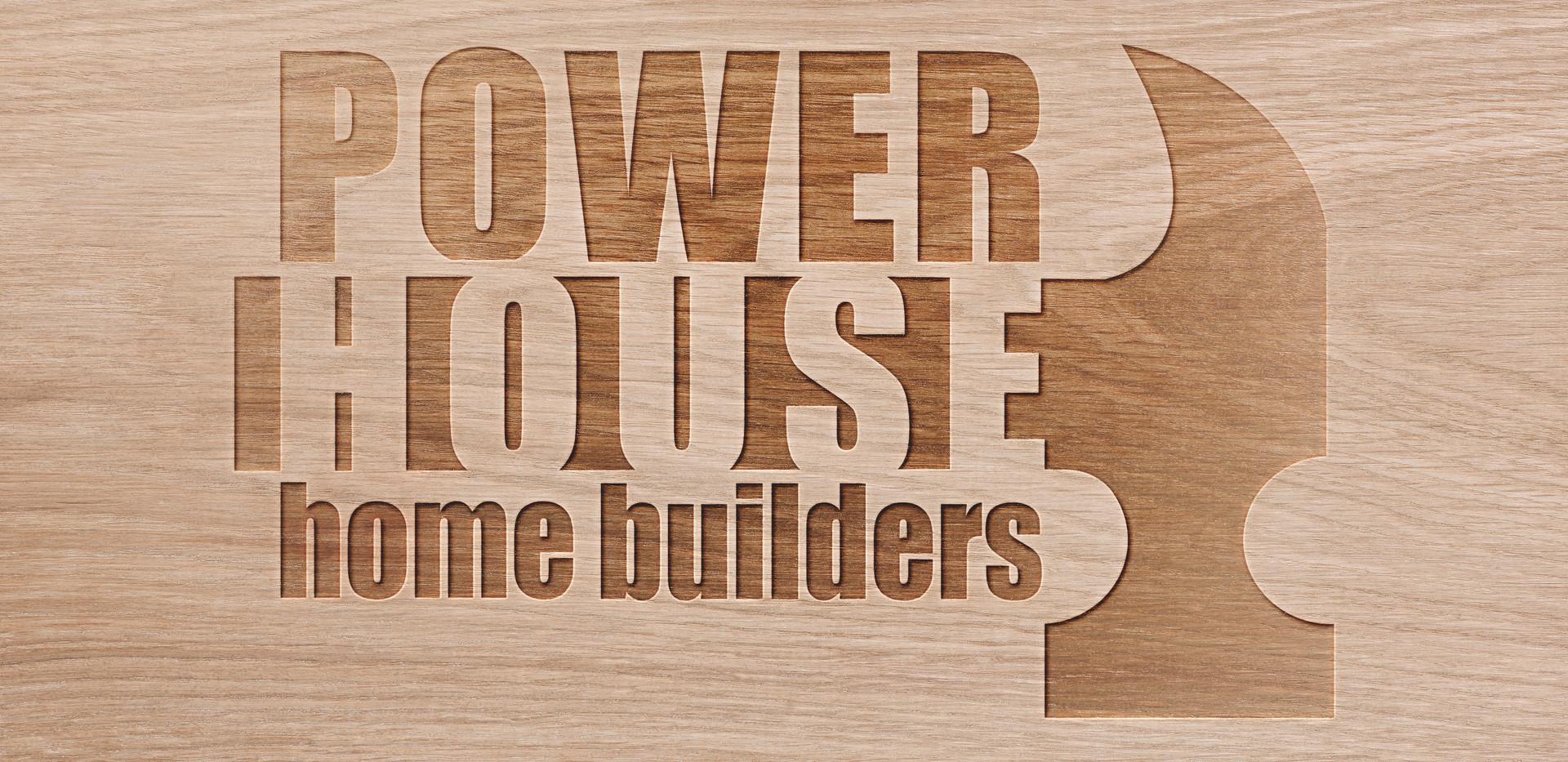 Powerhouse Home Builders Logo