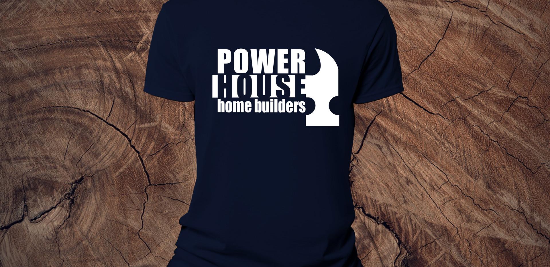 Powerhouse Home Builders Tshirt