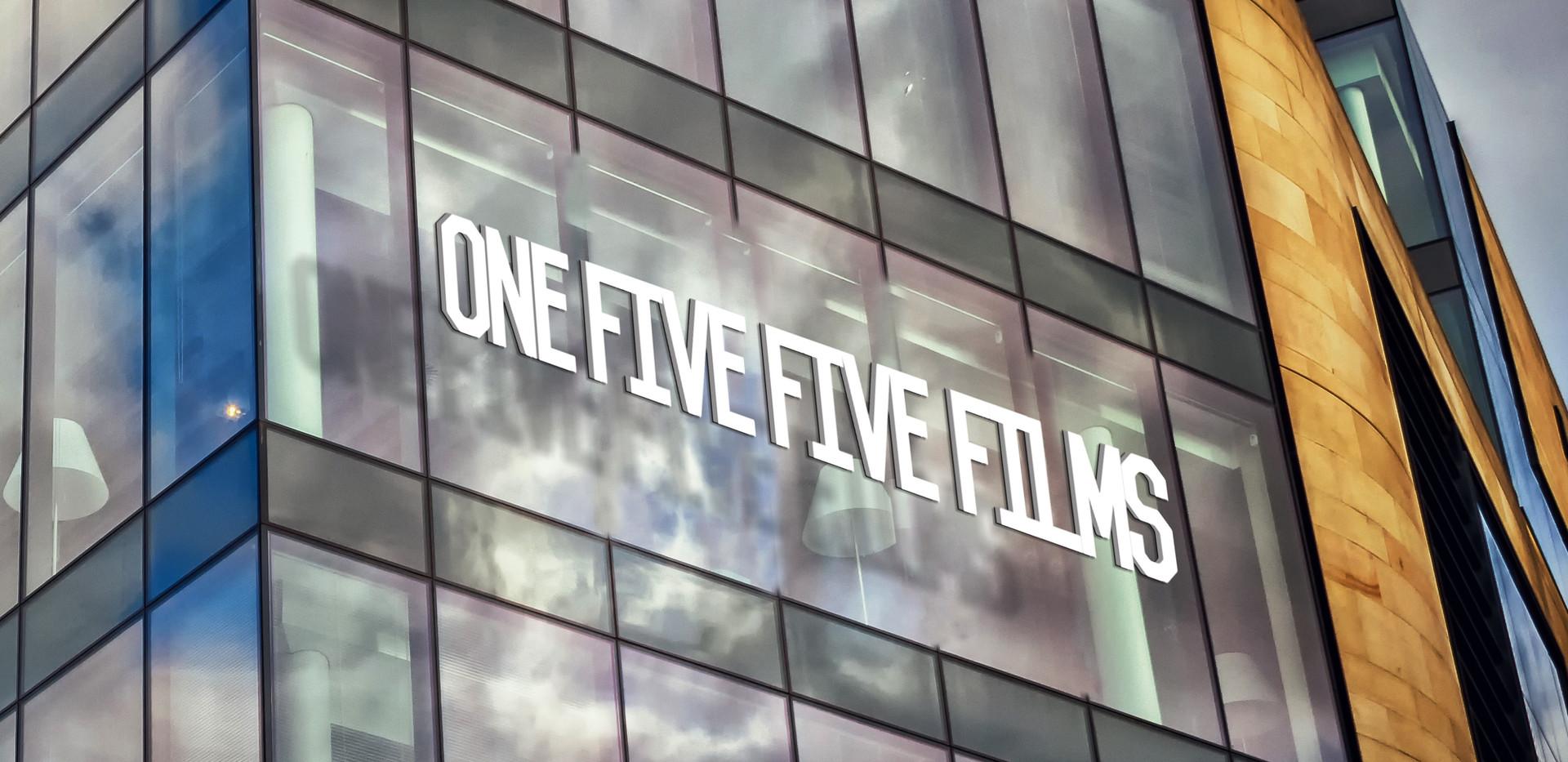 OneFiveFive Films Logo