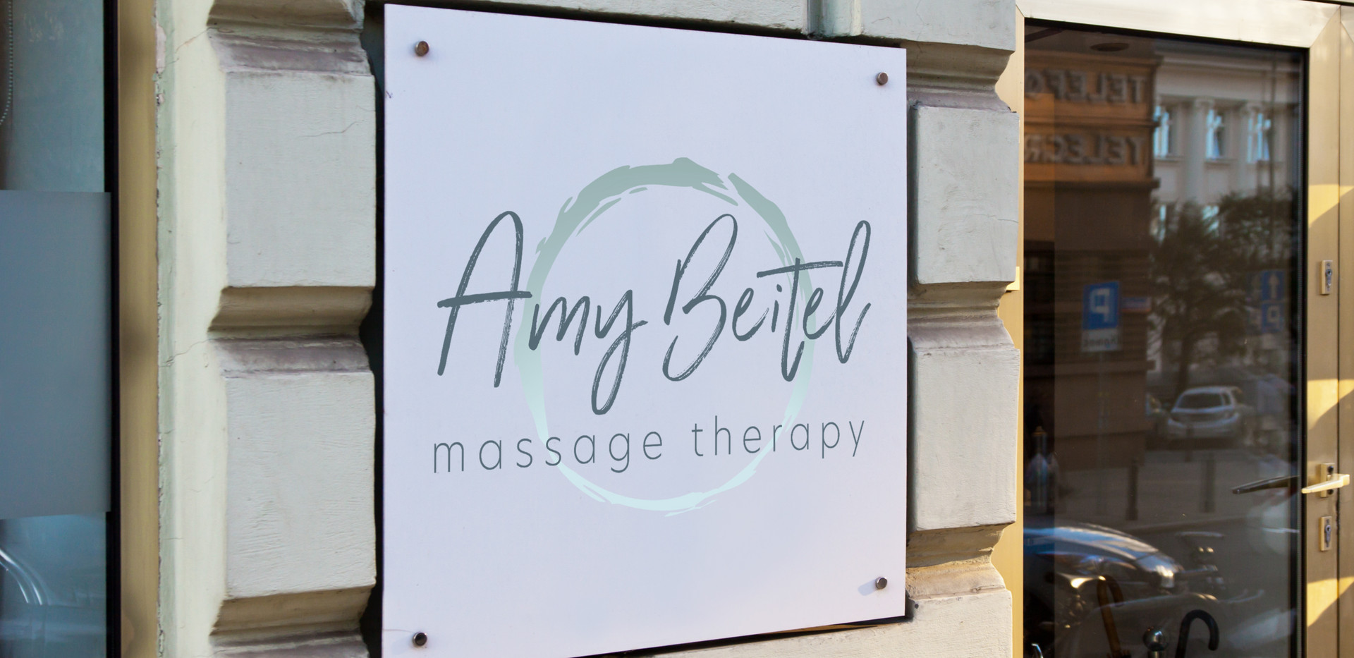 Amy Beitel Massage Therapy Logo