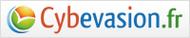 Logo van Cybévasion.fr, partner van Clos Saint-Sauves, als je een vakantiehuis in de Auvergne wil huren.