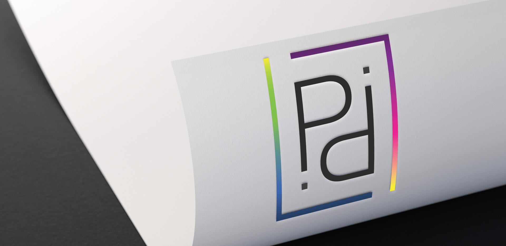 Pixel Design Studio Emblem