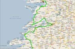 Killarney -> Galway