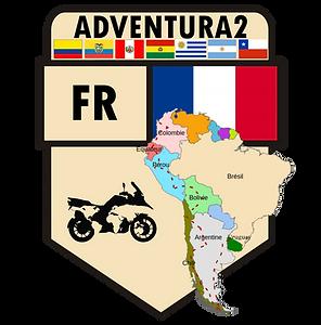 Amérique du sud en moto