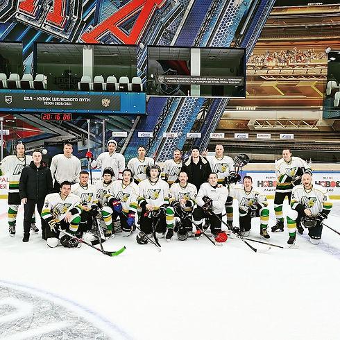 Хоккей с нуля для взрослых