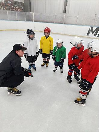 Хоккей с нуля для детей