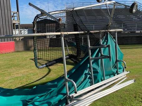 Lumberton Baseball Fields get vandalized during Christmas break