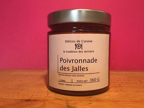Poivronnade des Jalles sans oignons