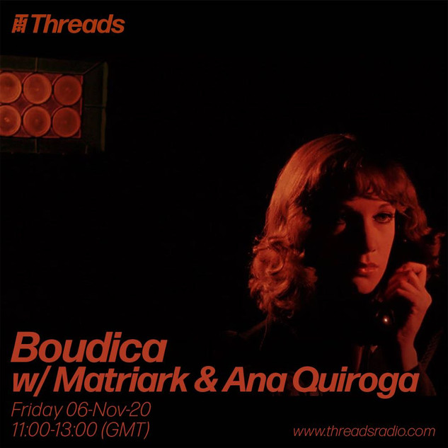BOUDICA - THREADS RADIO