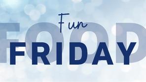 Fun Food Friday: October 29th