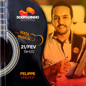 Felippe Rodrigues Sexta Musical Sobradinho Shopping