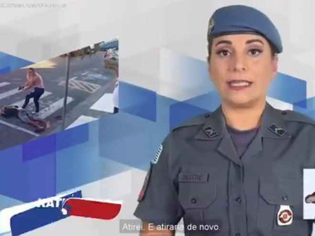 Policial que matou ladrão é eleita deputada federal em SP