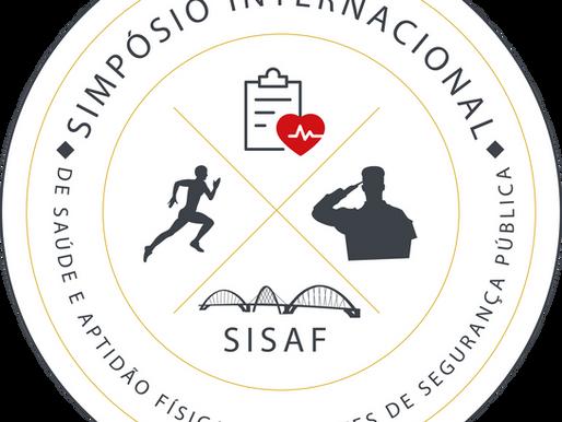 1º SISAF - Simpósio Internacional de Saúde e Aptidão Física de Agentes de Segurança Pública