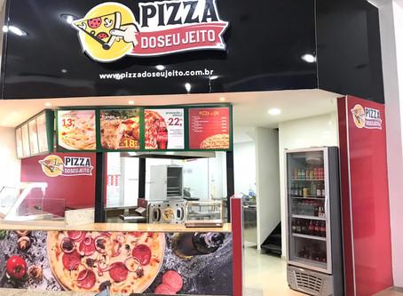 Você conhece a Pizza DOSEUJEITO?