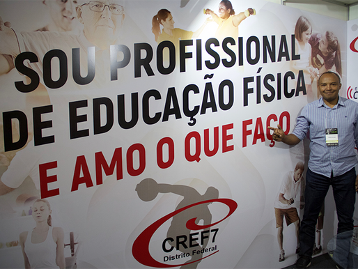Estação CREF7/DF no Brasília Capital Fitness.