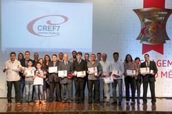 ORDEM DO MÉRITO CREF7 - 2017