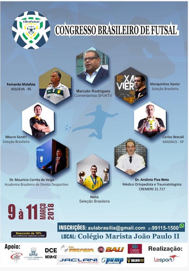 Congresso Brasileiro de Futsal