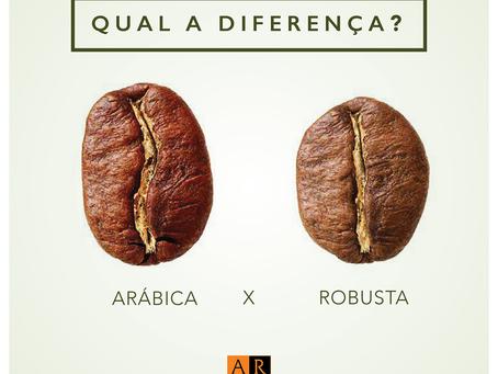 Arábica x Robusta. Qual a diferença?