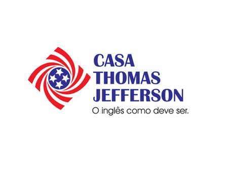 OPA!! Descontos de 15 a 25% na Casa Thomas Jefferson