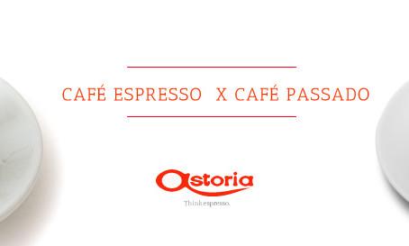 Diferenças entre o Café Espresso e o Café Passado
