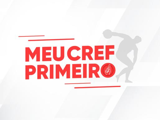 Convênio Meu CREF Primeiro - 03/08/2019