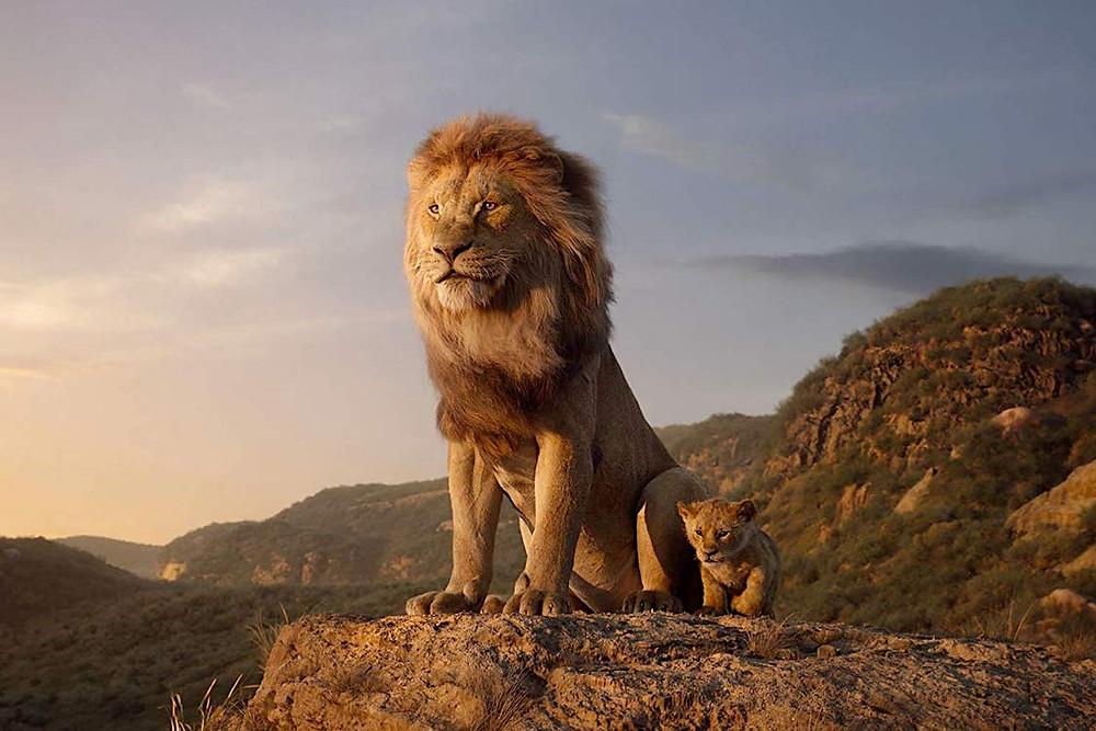 Rei Leão 2019 da Disney