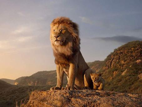 Novo Rei Leão estréia hoje!